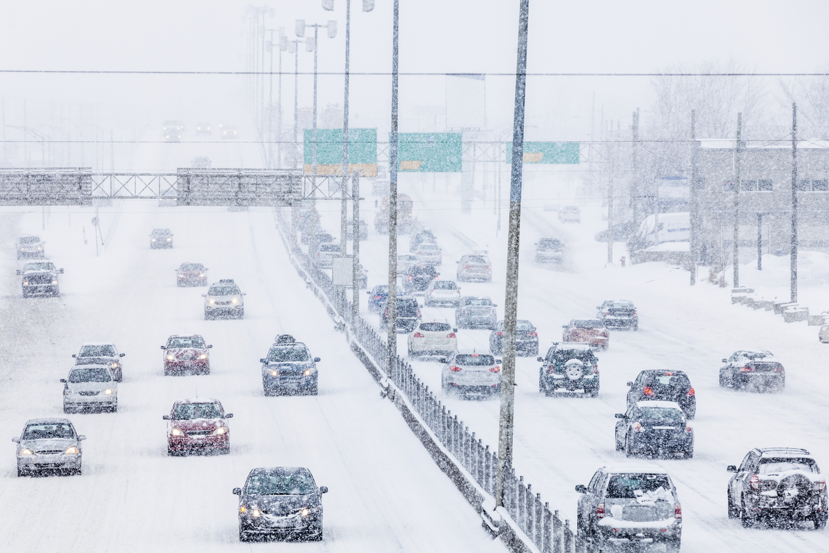 Trucking during the holidays – prepare for the winter driving conditions