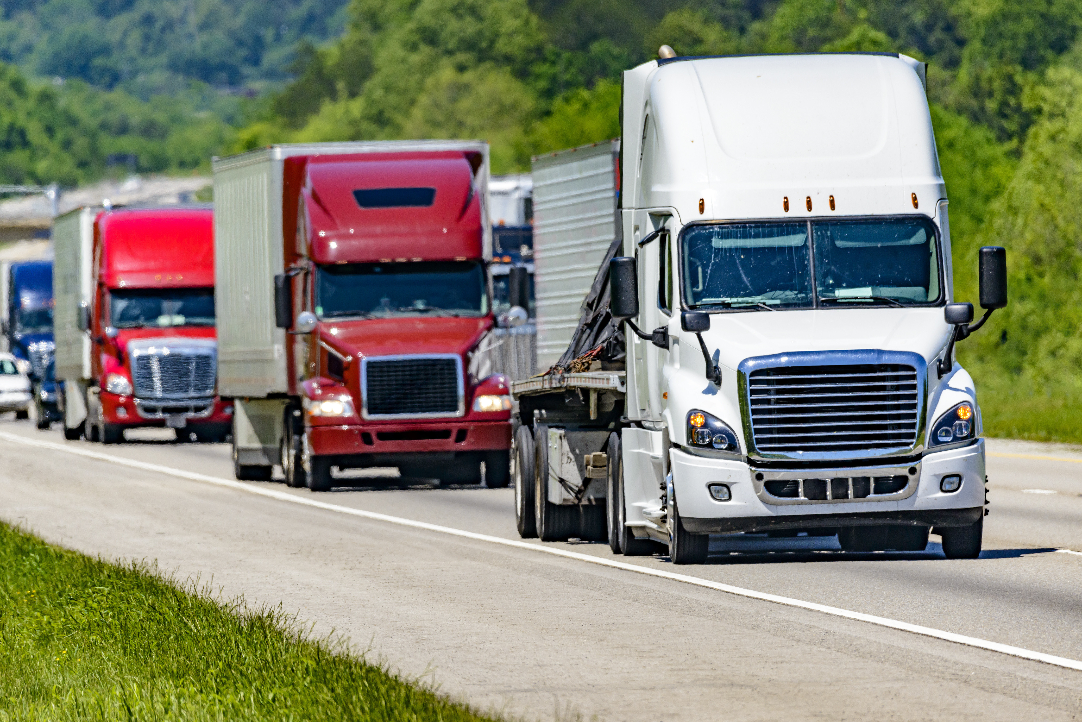 5 challenges truckers face on the road