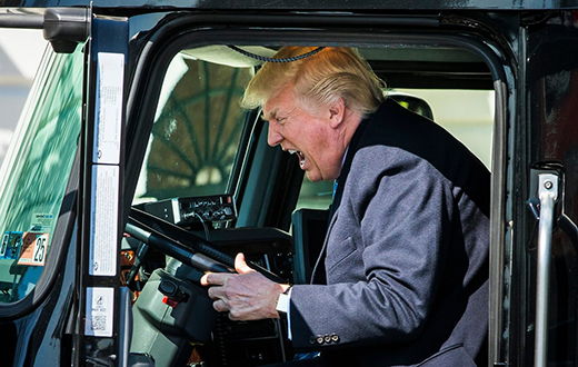 Trump's Tax Bill - Mostly Positive For Truckers