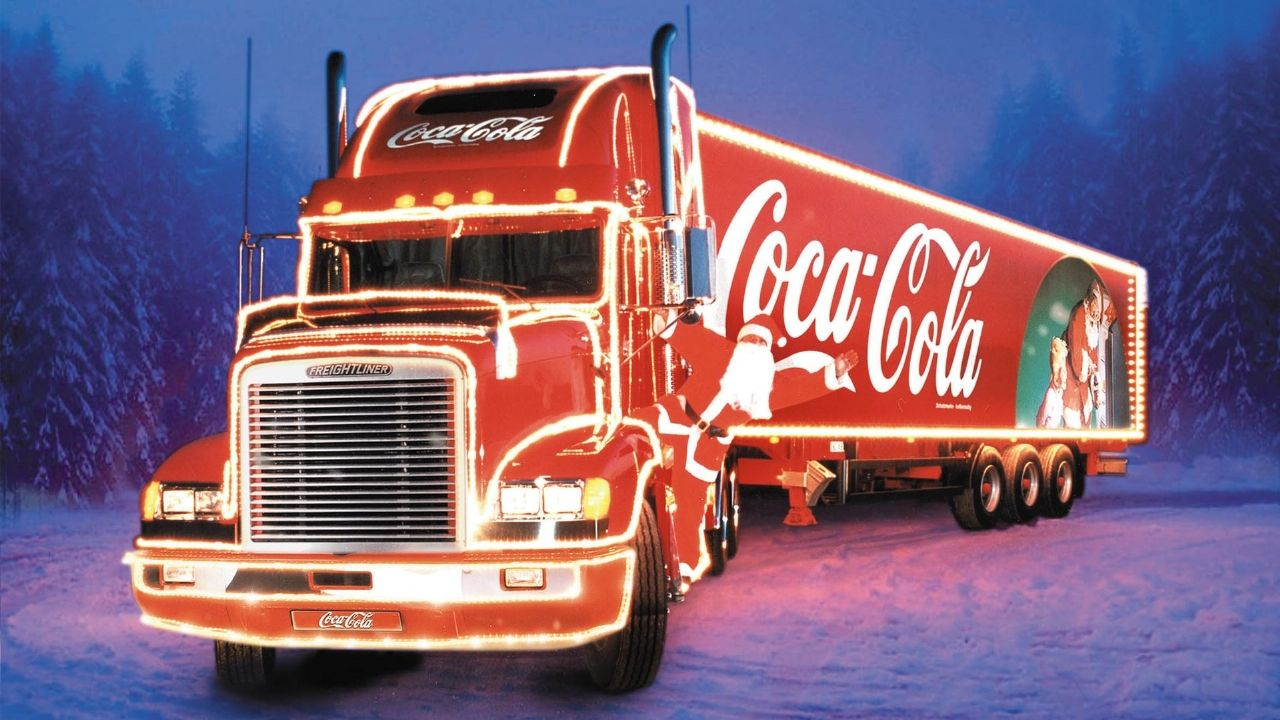 5 things you don't know about the coca-cola Christmas truck